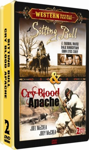 Sitting Bull Cry Blood Apache Sitting Bull Cry Blood Apache Tin Nr 2 DVD