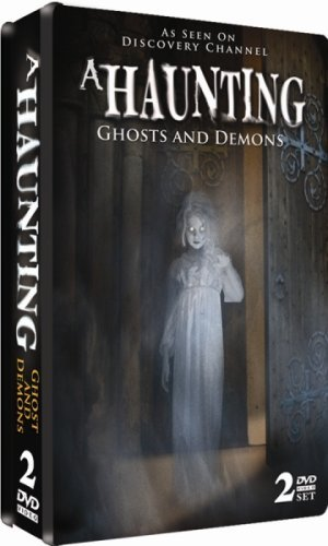 Haunting Ghosts & Demons Haunting Ghosts & Demons Nr 2 DVD