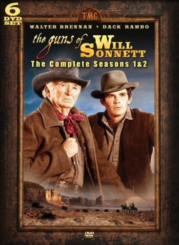 Guns Of Will Sonnett Guns Of Will Sonnett Seasons Nr 6 DVD