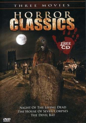 3 Films With Zombies Tormented Horror Classics Incl. CD Nr