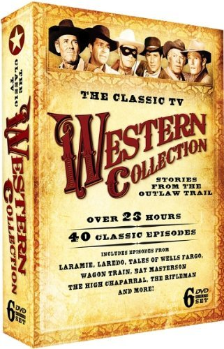 Classic Tv Western Collection Classic Tv Western Collection Nr 6 DVD