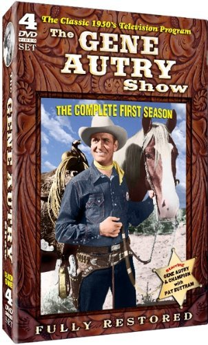 Gene Autry Show Gene Autry Show Complete Firs Nr 4 DVD
