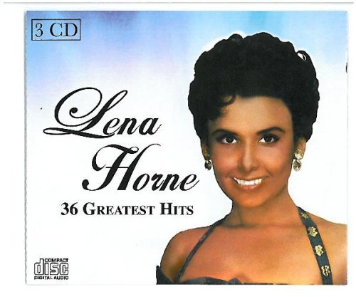 Lena Horne Thirty Six All Time Greatest