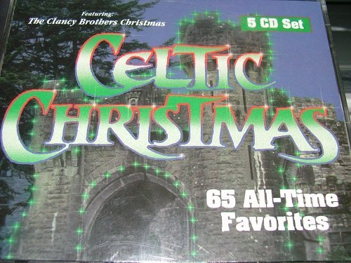 Clancy Brothers Celtic Christmas 65 All Time Favorites Box Set