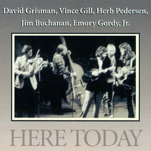 David & Others Grisman Here Today CD R