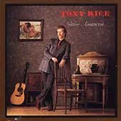 Tony Rice Native American CD R