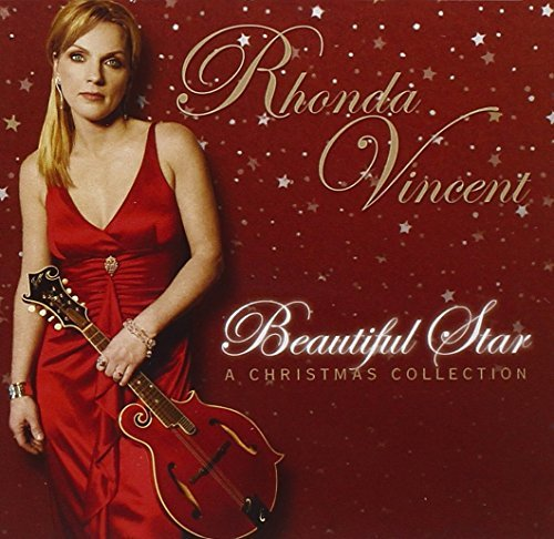 Rhonda Vincent Beautiful Star Christmas Coll
