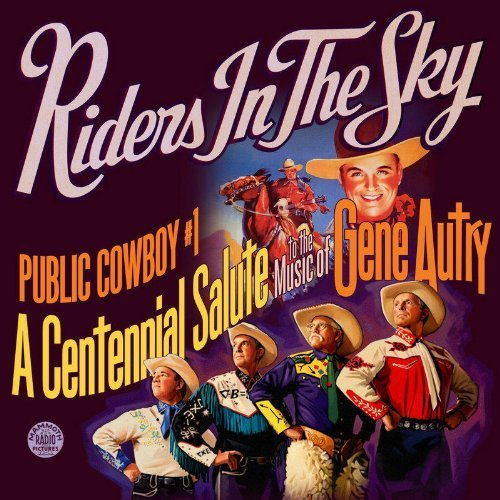 Riders In The Sky Public Cowboy #1