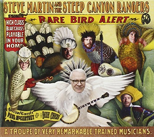Steve & The Steep Canyon Rangers Martin Rare Bird Alert