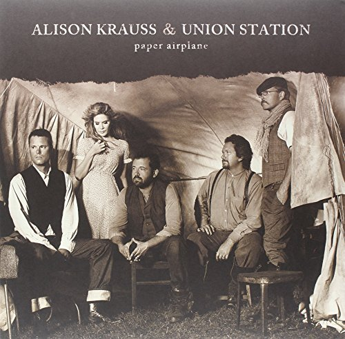 Alison & The Union Stat Krauss Paper Airplane 180gm Vinyl Incl. Download Card