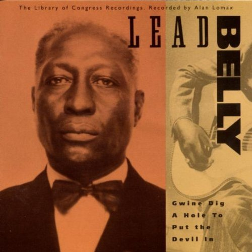 Leadbelly Gwine Dig A Hole To Put The De