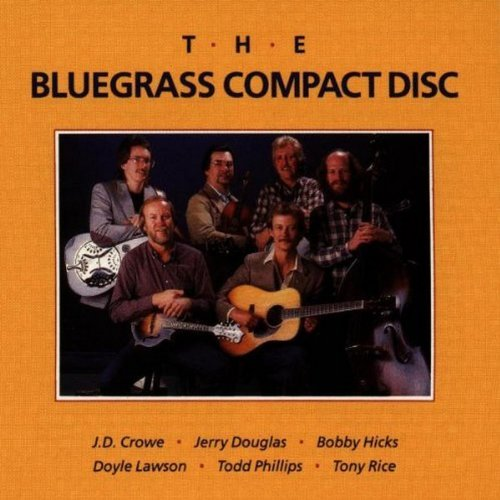 Bluegrass Album Band Bluegrass Compact Disc