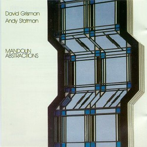 David Grisman Mandolin Abstraction