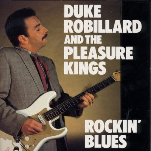 Duke Robillard Rockin' Blues CD R