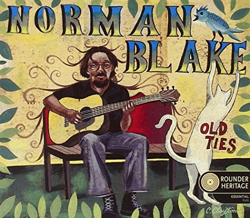 Norman Blake Old Ties CD R