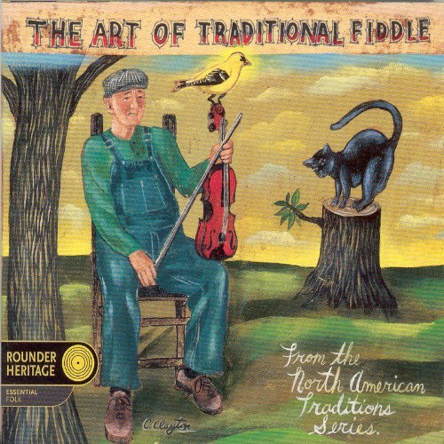 Art Of Traditional Fiddle Art Of Traditional Fiddle Greene Holland Thomas Cooper Zimmerman Woodward Herd