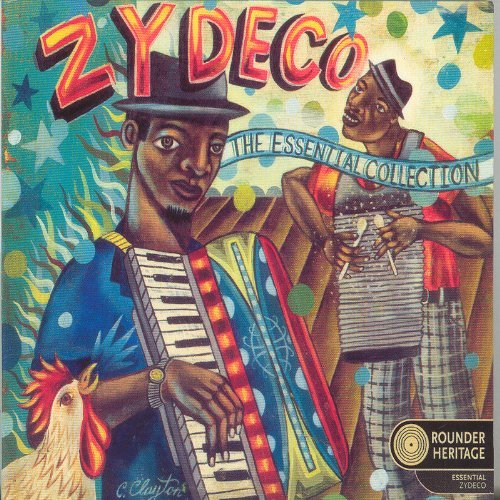 Zydeco Essential Collection Zydeco Essential Collection Buckwheat Zydeco Daigrepont Nathan & The Zydeco Cha Chas