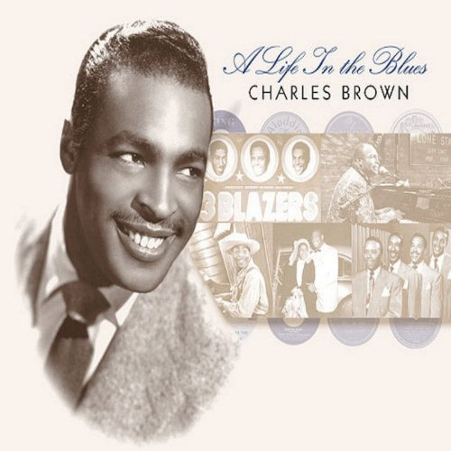 Charles Brown Life In The Blues Incl. DVD