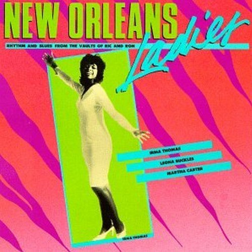 New Orleans Ladies Rhythm & Blues From The Vaults Thomas Carter Buckles