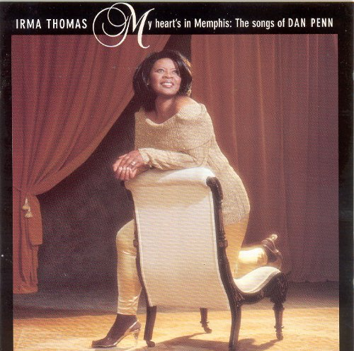 Irma Thomas My Heart's In Memphis Songs Of