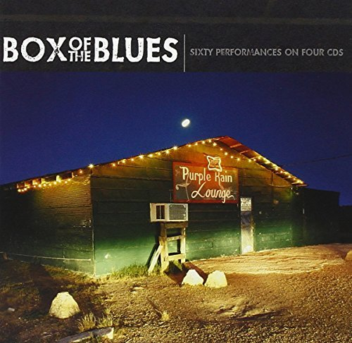 Box Of The Blues Box Of The Blues Nighthawk Baker Brown Spann 4 CD