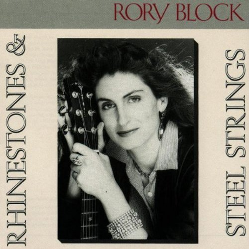 Block Rory Rhinestones & Steel Strings