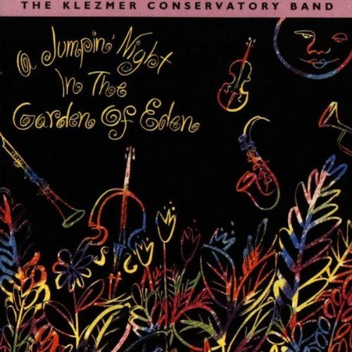 Klezmer Conservatory Band Jumpin' Night In The Garden CD R