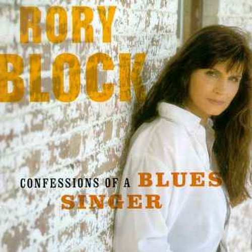 Rory Block Confessions Of A Blues Singer Hdcd