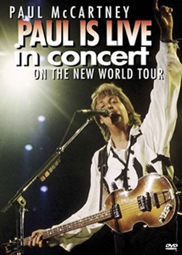 Paul Mccartney Paul Is Live In Concert