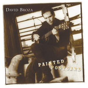 David Broza Painted Postcard
