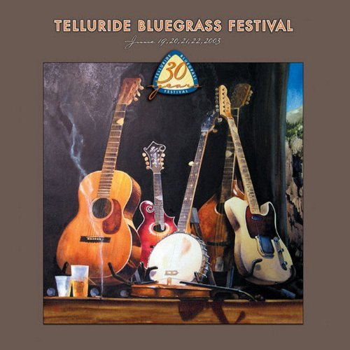 Telluride Bluegrass Festival T Telluride Bluegrass Festival T Hot Rize Nickel Creek Chambers Nitty Gritty Dirt Band Waifs