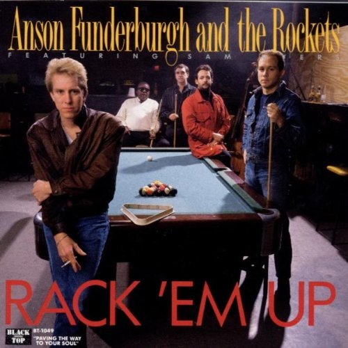 Funderburgh Anson & Rockets Rack 'em Up