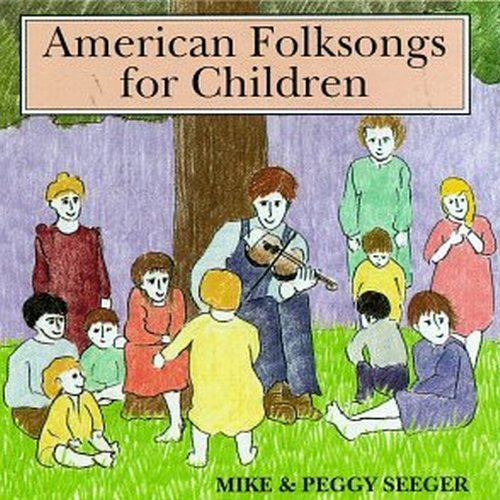 Mike & Peggy Seeger American Folk Songs For Childr 2 CD
