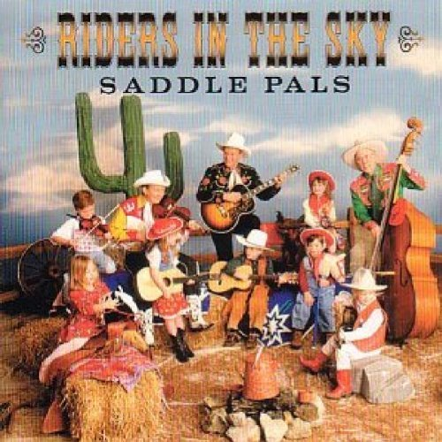Riders In The Sky Saddle Pals CD R