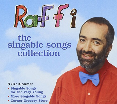 Raffi Singable Songs Collection 3 CD