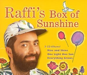 Raffi Raffi's Box Of Sunshine 3 CD