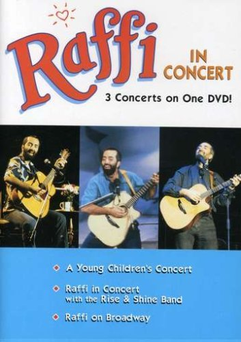 Raffi Raffi In Concert Feat. Rise & Shine Band Nr