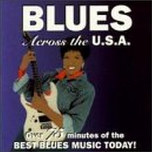 Blues Across The U.S.A. Blues Across The U.S.A. Clay Peebles Ball Kubek Brown Strehli Lynn