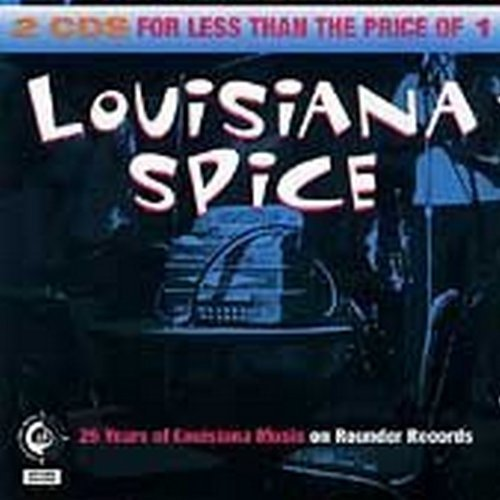 Louisiana Spice Louisiana Spice 25 Years Of Lo Adams Thomas Menard Daigrepont 2 CD
