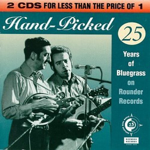 Hand Picked Twenty Five Years Of Rounder Mccoury Krauss Fleck Coxfamily 2 CD