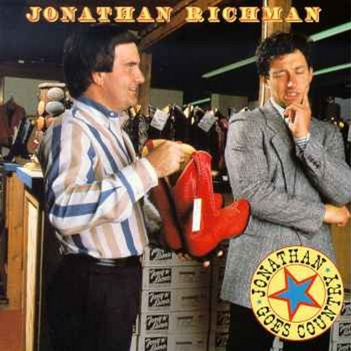 Jonathan Richman Jonathan Goes Country CD R