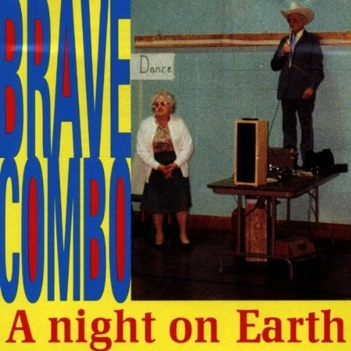 Brave Combo Night On Earth CD R
