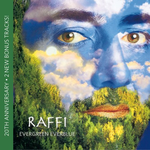 Raffi Evergreen Everblue 20th Anniv