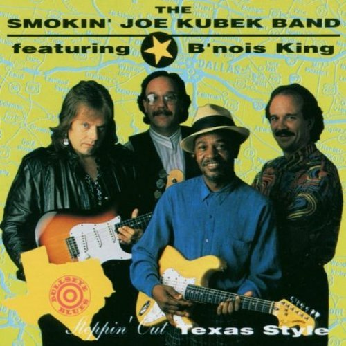 Smokin' Joe Band Kubek Steppin' Out Texas Style