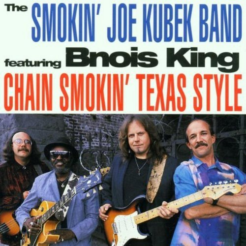 Smokin' Joe Band Kubek Chain Smokin' Texas Style