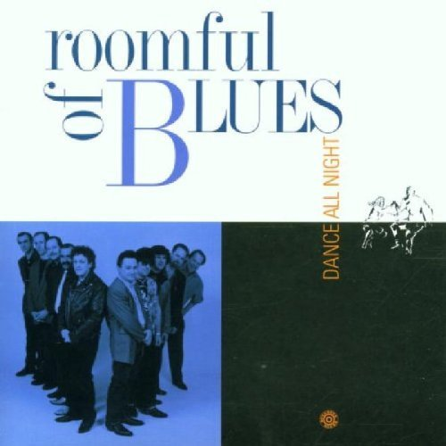 Roomful Of Blues Dance All Night CD R