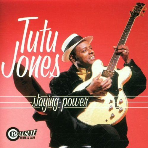 Jones Tutu Staying Power