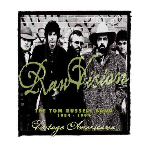 Russel Band Tom Raw Vision 1984 1994