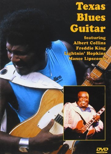 Texas Blues Guitar Texas Blues Guitar Feat. Collins King Lipscomb