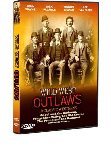 Wild West Outlaws Wild West Outlaws Nr 2 DVD